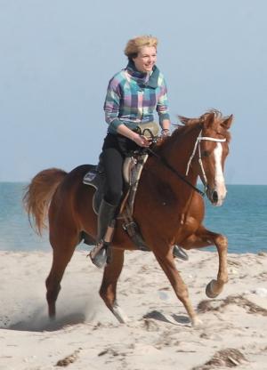 Horseback Beach